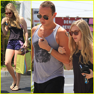 Amanda Seyfried: WeHo Errands!