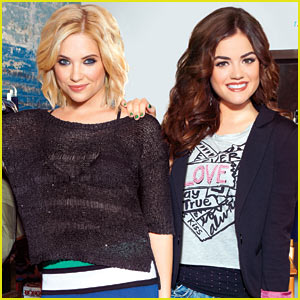 Ashley Benson &#038; Lucy Hale: Bongo Campaign Photos!