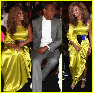 Beyonce: BET Awards with Jay-Z!