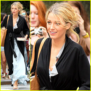 Blake Lively: 'Gossip Girl' Fruit Salad!