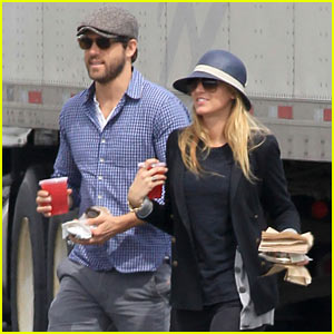 Blake Lively Kisses Shirtless Ryan Reynolds at Family Party!