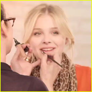 Chloe Moretz's Aeropostale Webisode - Exclusive Video!