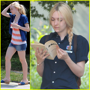 Dakota Fanning: 'Very Good' Poetry Reader