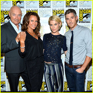 Dave Annable & Rachael Taylor: '666 Park Avenue' at Comic-Con!