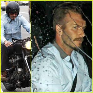 David Beckham: I Shouldn't Light the London Olympics Flame!