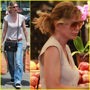 Ellen Pompeo: Whole Foods Grocery Stop!