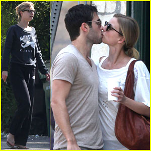Emily VanCamp &#038; Josh Bowman: Little Dom's Lovers!