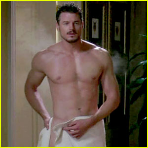 Eric Dane Leaves 'Grey's Anatomy' - McSteamy Says Bye!