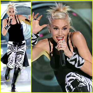 Gwen Stefani & No Doubt Perform at Teen Choice Awards 2012