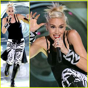 Gwen Stefani & No Doubt Perform at Teen Choice Awards 2012
