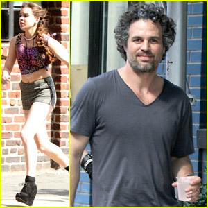 Hailee Steinfeld & Mark Ruffalo: 'Song' Set