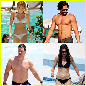 Happy 4th of July - Summer's Hottest Beach Bodies!