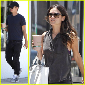 Rachel Bilson & Hayden Christensen: West Elm Shoppers!
