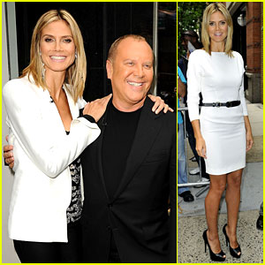 Heidi Klum: 'Project Runway' Premieres Tonight!