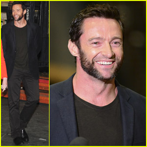 Hugh Jackman: 'Wolverine' Press Conference!