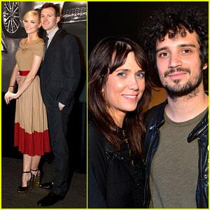 Jaime King & Kristen Wiig: Lexus' Laws of Attraction Event!