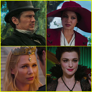 James Franco & Mila Kunis: 'Oz the Great & Powerful' Trailer!