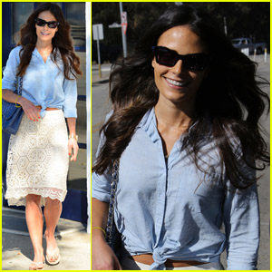 Jordana Brewster: Beverly Hills Beauty!