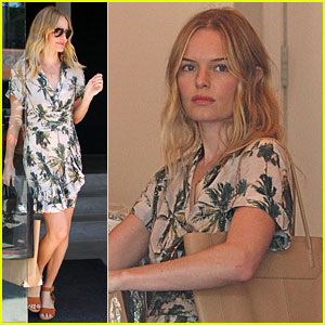 Kate Bosworth: Melrose Shopper!