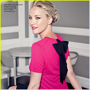 Kate Hudson: 'Ann Taylor' Fall 2012 Ads!