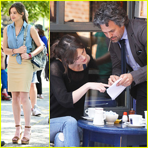 Keira Knightley & Mark Ruffalo: 'Song Save Your Life' Set!