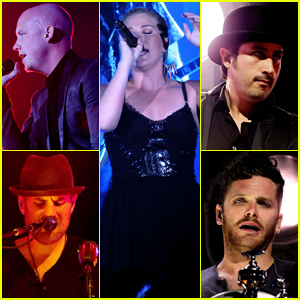 Kelly Clarkson: Vegas Performance with The Fray!