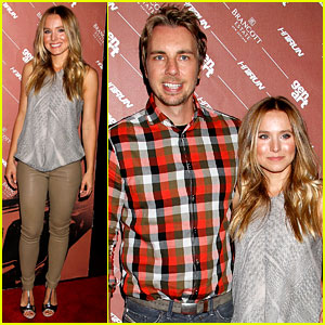 Kristen Bell & Dax Shepard: 'Hit & Run' Screening!