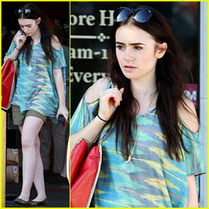 Lily Collins: Lena Headey Joins 'Mortal Instruments'