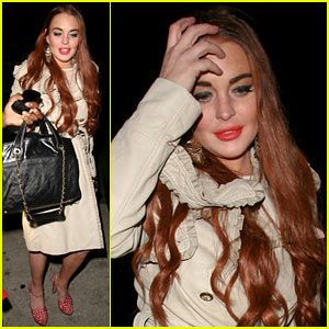 Lindsay Lohan: July 4th Fun with James Deen!
