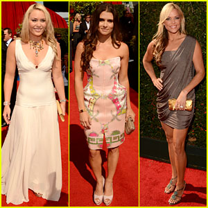 Lindsey Vonn & Danica Patrick - ESPY Awards 2012