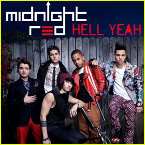 Midnight Red's 'Hell Yeah': JJ Music Monday!