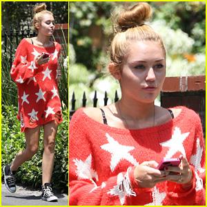 Miley Cyrus: 'Fuel