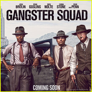 Ryan Gosling & Emma Stone: New 'Gangster Squad' Trailer!