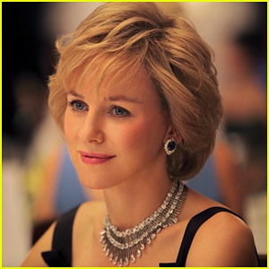Naomi Watts: Princess Diana in 'Diana' - First Official Still!