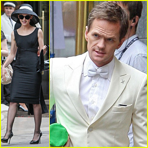 Neil Patrick Harris: 'Smurfs 2' with Jayma Mays!