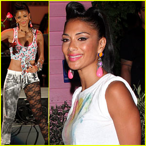 Nicole Scherzinger: Global Filipino Music Festival Performer!