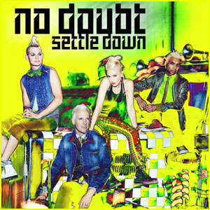 No Doubt's 'Settle Down': JJ Music Monday!