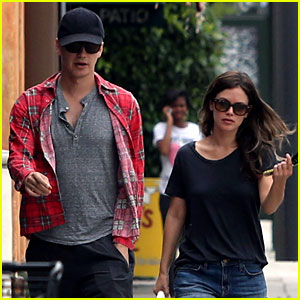 Rachel Bilson & Hayden Christensen: Studio City Couple!