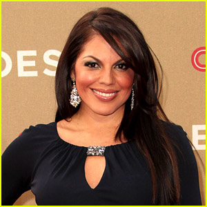Grey's Anatomy's Sara Ramirez: Married to Ryan DeBolt!