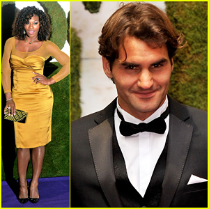 Serena Williams & Roger Federer: W