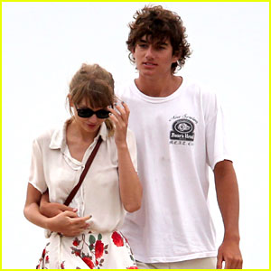 Taylor Swift &#038; Conor Kennedy: Romantic Weekend! - Pics!