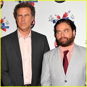 Will Ferrell &#038; Zach Galifianakis: 'Campaign' Premiere!