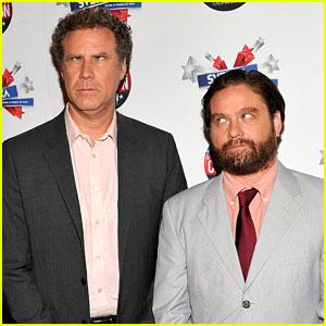Will Ferrell & Zach Galifianakis: 'Campaign' Premiere!