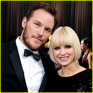 Anna Faris & Chris Pratt Welcome Baby Boy Jack!