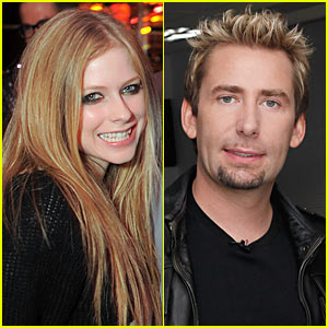 Avril Lavigne: Engaged to Cha