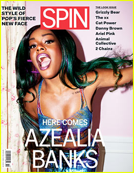 Azealia Banks' 'Van Vogue' Video - Watch Now!