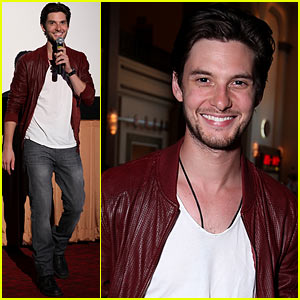 Ben Barnes: 'The Words' Special Screening!
