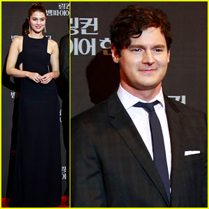 Benjamin Walker: 'Abraham Lincoln' Seoul Premiere!