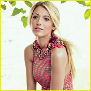Blake Lively: 'Vogue' Beauty Feature!