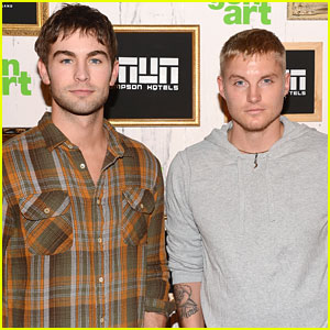 Chace Crawford: 'Silent Thief' at Gen Art Festival